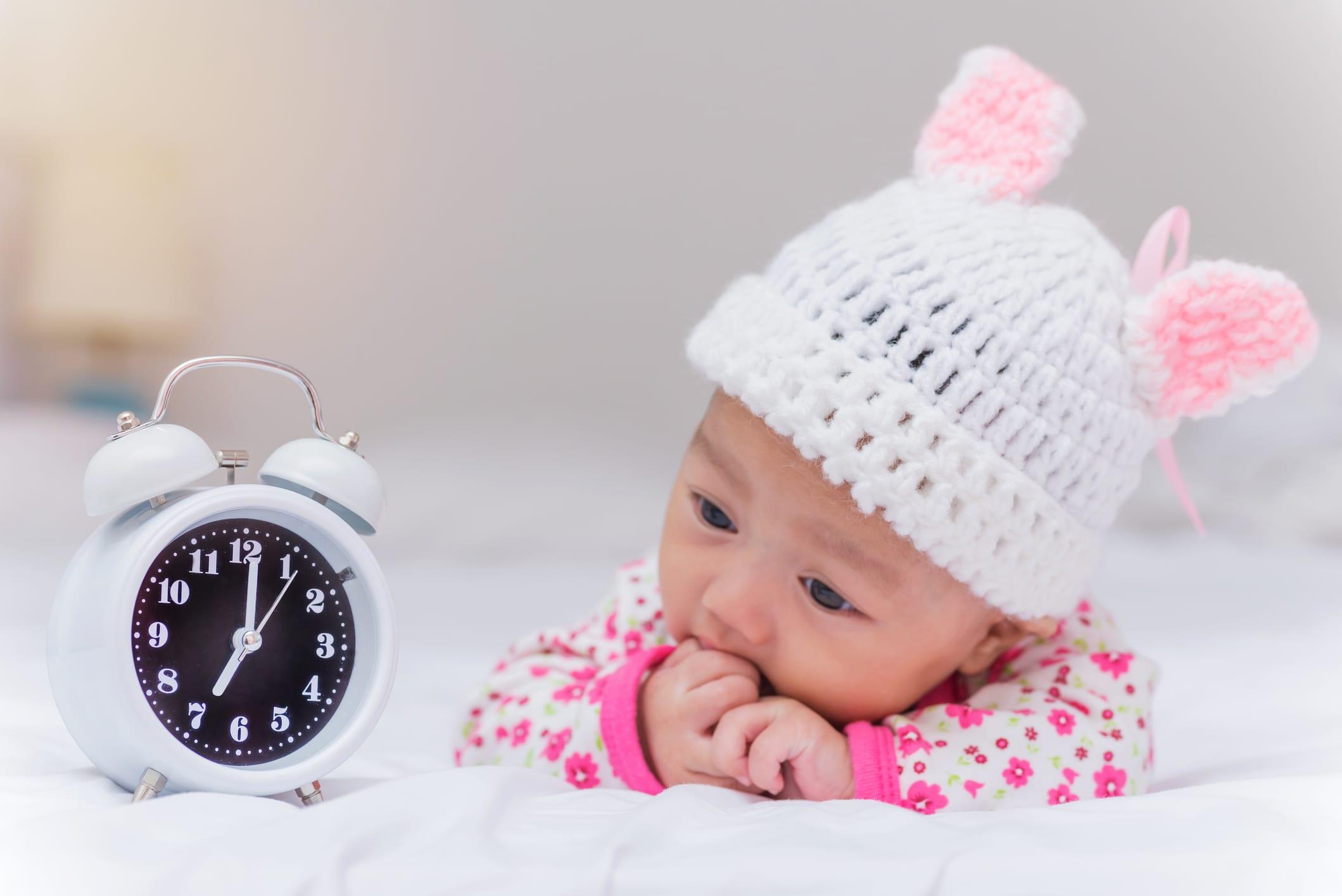 Фото детей на часы