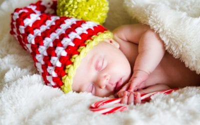 How to Cope With Your New Baby at Christmas