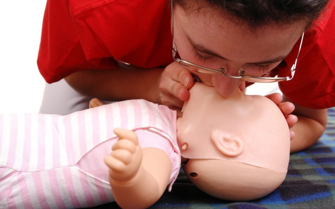CPR for Babies-Why Parents Need Paediatric First Aid Training
